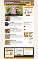 BEE KEEPING SECRETS WEBSITE UK AFFILIATES + NEW DOMAIN & SSL CERTIFICATE