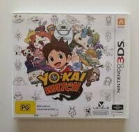 Yo-Kai Watch for Nintendo DS Game - Genuine AUS