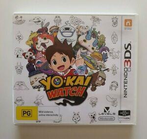 Yo-Kai Watch - Nintendo DS Game - Genuine