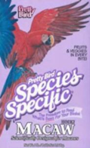 PRETTY BIRD HI-ENERGY SPECIAL MACAW COMPLETE FOOD - 3LB