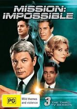 MISSION IMPOSSIBLE  SEASON 3  BOX SET  7 DISC PETER GRAVES BRAND NEW