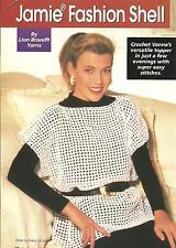 *Lady's Fashion Shell crochet PATTERN INSTRUCTIONS