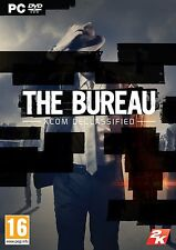 The Bureau:XCOM Declassified (PC-DVD) BRAND NEW SEALED