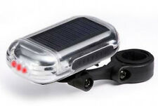 PL-SLM(R): Solar Bicycle Taillight with Three Red LED Light