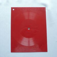 CLIFF RICHARD / CHRISTIE  -  flexi disc