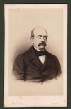 Ottone di Bismark (1815-1888), statista. Studio fotogr. Neurdein di Parigi.