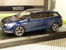1/43 Norev Renault Megane Estate 2016 blau 517790