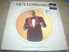Guy Lombardo Legendary Performer RCA LP 1977