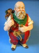 Midwest Importers of Cannonfalls Santa Western Cowboy Sheriff Rodeo F0159 Figur