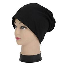 Unisex  Men Women's Cotton Knit Slouch Hip-hop Cap Baggy Beanie Beret Winter Hat