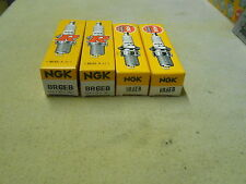 4 NGK Spark Plugs BR6EB Stock No 6723 - Pack Of 4 Plugs