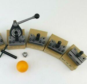AA Multifix Tool Post & AaD1250 AaH1250 AaT Parting Aaj1550 Drilling Tool Holder