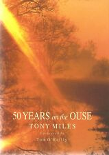 MILES TONY LITTLE EGRET PRESS FISHING BOOK 50 YEARS ON THE OUSE BARBEL limited