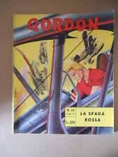 GORDON n°13 1965 edizioni Spada   [G734B] BUONO