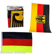 Deutschland Fahne Flagge Fahnen mit Metallösen 60x90cm 90x150cm, 150cm x 250cm