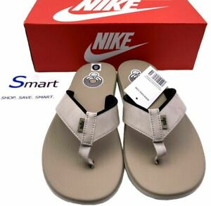 NIB Multi-Size MEN WOMEN Nike Kepa Kai Thong Sandals Slippers Flip Flops Khaki