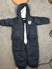 Baby 9-12 Months Snow Suit