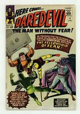 Daredevil #6 GD+ 2.5 1965