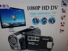 16MP DVR TFT 1080P Camcorder Digital Camera 16X Full HD Video 2.7'' DV LCD Zoom
