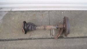 USED ORIGINAL GENUINE VW BEETLE REAR AXLE CARRIER & Tube Assembly  111-507-170B