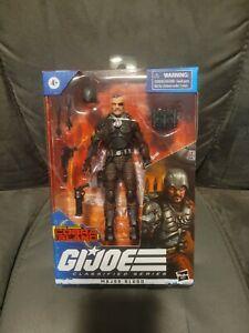 Habro GI Joe Classified Series Major Bludd # 27 Cobra Island Target Exclusive MI