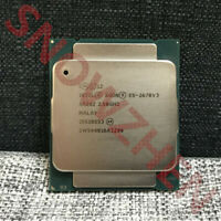 Intel Xeon E5-2678 V3 CPU 12-Core 2.5GHz SR20Z 30MB 120W LGA 2011-3 Processor