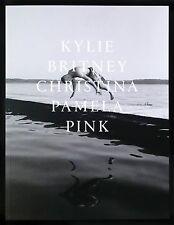 KYLE BRITNEY CHRISTINA PAMELA PINK