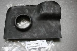 Original BMW E24 E12 E28 Fuel tank neck Rubber seal 16111119235
