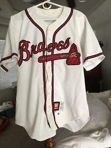 Mark Wohlers game used Atlanta Braves jersey. 1998 MLB