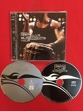 RICKY MARTIN LIVE BLACK AND WHITE TOUR TRÈS BON ÉTAT CD + DVD