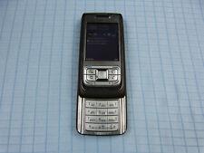 Original Nokia E65 Braun/Silber! Gebraucht! Ohne Simlock! TOP ZUSTAND!