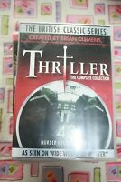 THRILLER - THE COMPLETE COLLECTION - 8 DISC SET - VERY FINE CONDITION!