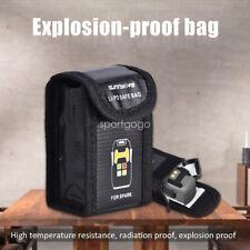 Lipo Battery Safe Bag Fire Resistant Storage Protector Case for DJI Spark SG 3