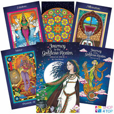 JOURNEY TO THE GODDESS REALM ORACLE CARDS DECK ESOTERIC TELLING ASTROLOGY NEW