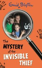 The Mystery of the Invisible Thief (The Mysteries Series),Enid Blyton