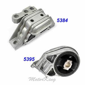 For Chevy Cobalt Saturn Ion 2.0L Engine Motor & Trans Mount Set 5384 5395 M1328