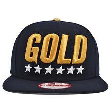 GOLD New Era USA Snapback 9Fifty Olympic Hat