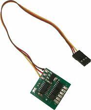RC Multiswitch 6 Kanal + Blinkfunktion + TCAS + Blinkerfunktion Schaltmodul NEU