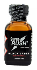 Super Rush Black Label - 24ml