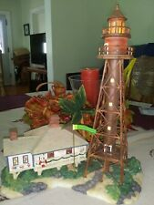 Harborside Village Sanibel Island Fl Lighthouse Limited Ed Collector