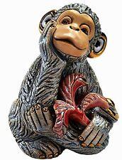 DE Rosa Monkey FIGURINA f186 Nuovo in Scatola Regalo - 26812
