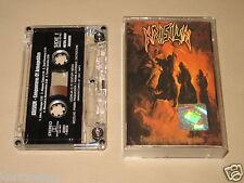KRISIUN - Conqueroros Of Armageddon - MC Cassette official polish tape 2000/118