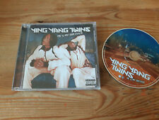 CD Hiphop Ying Yang Twins - My Brother & Me (14 Song) TVT REC COLLIPARK  jc