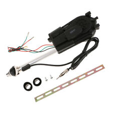Universal Auto Car Electric Automatic Antenna Car AM FM Radio Aerial Kit