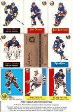 2012-13 OPC O-Pee-Chee Retro New York Islanders Master Team Set (24)