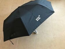 Montblanc Umbrella New w/ Tags Black