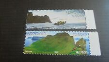 FAROE ISLANDS 2012 SG 664-665 EUROPA  MNH