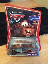Disney Cars Die cast Mater