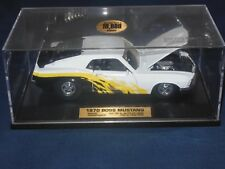 Tootsie Toy Hard Body Muscle Cars 1970 Boss Mustang 1/10,000 Limited Edition