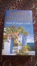 MAEVE BINCHY - NOTTE DI PIOGGIA E STELLE - SPERLING - 2004